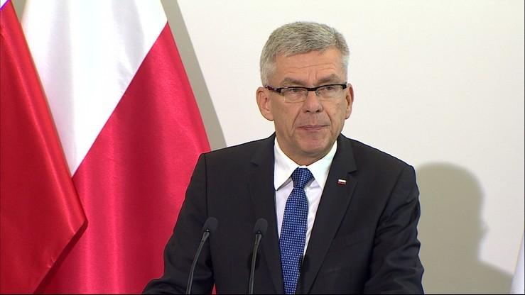 Karczewski o Saryusz-Wolskim: uważam, że byłaby to lepsza kandydatura niż Tuska