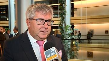 """""""To podkładanie świni"""". Czarnecki o terminie kolejnej debaty o Polsce w europarlamencie"""