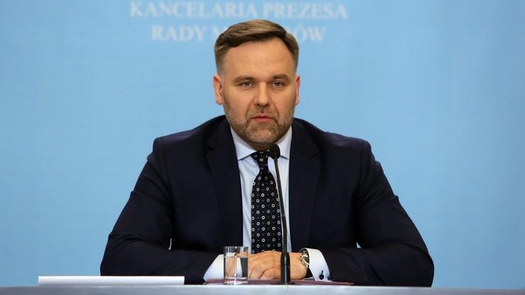 Jackiewicz: prawie 60 mln zł oszczędności rocznie w spółkach Skarbu Państwa