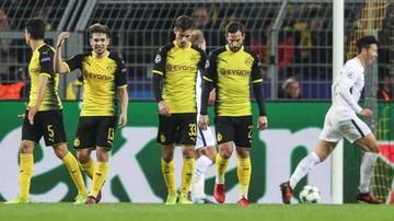 2017-11-21 Liga Mistrzów: Borussia za burtą, Real z awansem