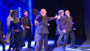 Napad na bank w teatrze. Wyjątkowy jubileusz stołecznej sceny