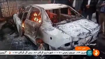 02-01-2018 12:17 Antyrządowe protesty w Iranie. 9 ofiar nocnych starć, w tym 11-latek