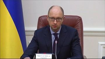 23-11-2015 16:51 Nasila się konflikt o Krym. Ukraina przerywa transport towarowy z półwyspem
