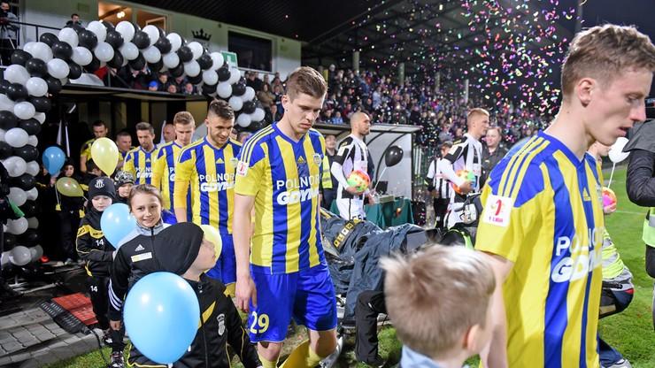 1 liga: Arka o punkt od powrotu do Ekstraklasy!