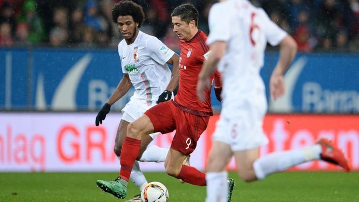 Robert Lewandowski najlepszy w 21. kolejce Bundesligi według Kickera