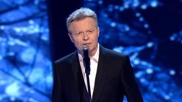 27-05-2017 18:56 Michał Bajor i T.Love z Bursztynowymi Słowikami. Polsat SuperHit Festiwal 2017