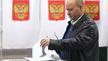 18-09-2016 08:43 W Moskwie rozpoczęły się wybory do Dumy Państwowej