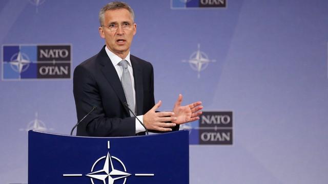 Szef NATO: Jest zgoda, że przed szczytem powinno być spotkanie z Rosją