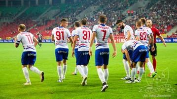 2017-10-14 Nice 1 Liga: Podbeskidzie Bielsko-Biała - GKS Katowice. Transmisja w Polsacie Sport