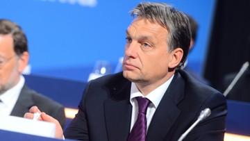 16-11-2015 18:27 Orban: Przyjmowanie uchodźców może przyczynić się do szerzenia terroryzmu w Europie