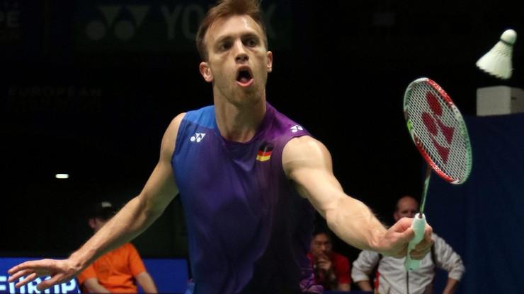 ME w badmintonie już bez Polaków