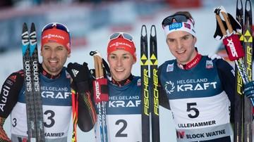 2016-12-04 Frenzel znów wygrał w Lillehammer