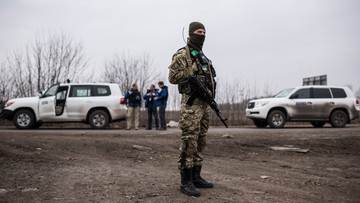 23-02-2017 21:21 Ukraińskie służby zainscenizowały porwanie posła, by rozbić grupę separatystów