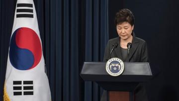 04-11-2016 06:38 Prezydent Korei Płd. gotowa do współpracy z prokuraturą