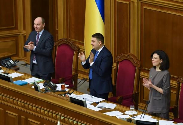 Ukraina już nie chce być pozablokowa