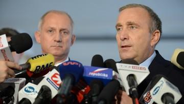 """20-07-2017 17:04 """"To naprawdę smutny dzień"""" - Schetyna o decyzji Sejmu ws. SN"""