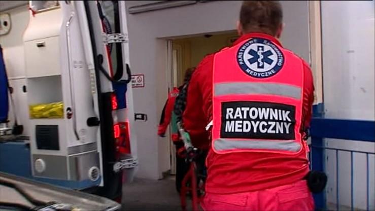 """""""Zdychaj"""" - postępowanie dyscyplinarne wobec ratownika medycznego, który miał zwymyślać pacjenta"""