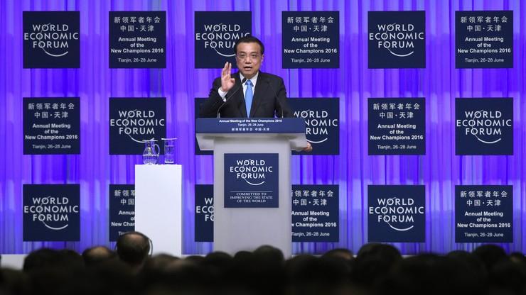 Premier Chin: Brexit zwiększył niepewność w gospodarce światowej