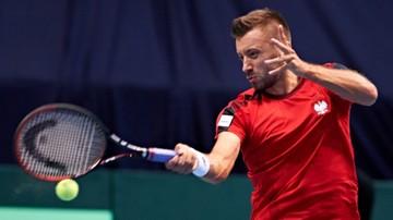 2015-09-20 Puchar Davisa: Wygrana Przysiężnego. Polska awansowała do Grupy Światowej!