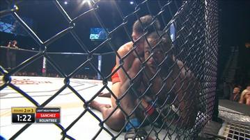 2016-07-12 UFC: Zawodnik podczas walki uciszał swoją... mamę! (WIDEO)