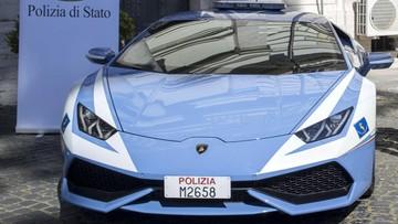 31-03-2017 10:35 Włoska drogówka ma nowy radiowóz. To Lamborghini Huracan