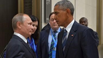 05-09-2016 08:58 Spotkanie Obama-Putin na szczycie G20