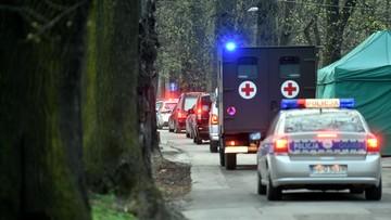 04-04-2017 07:09 Ekshumowano szczątki kolejnej ofiary katastrofy smoleńskiej