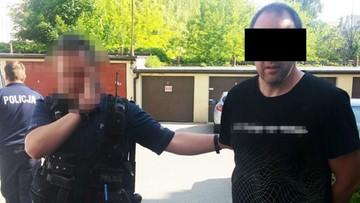 06-06-2017 13:53 Internetowa znajomość przerodziła się w stalking, podejrzany trafił do aresztu