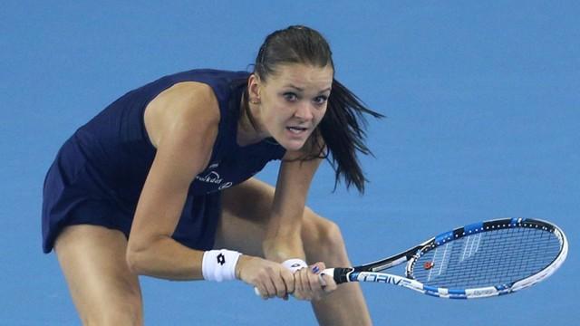 WTA w Pekinie: Agnieszka Radwańska w ćwierćfinale