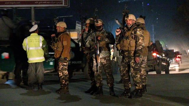 Afganistan: zginęli wszyscy uczestnicy ataku na pensjonat