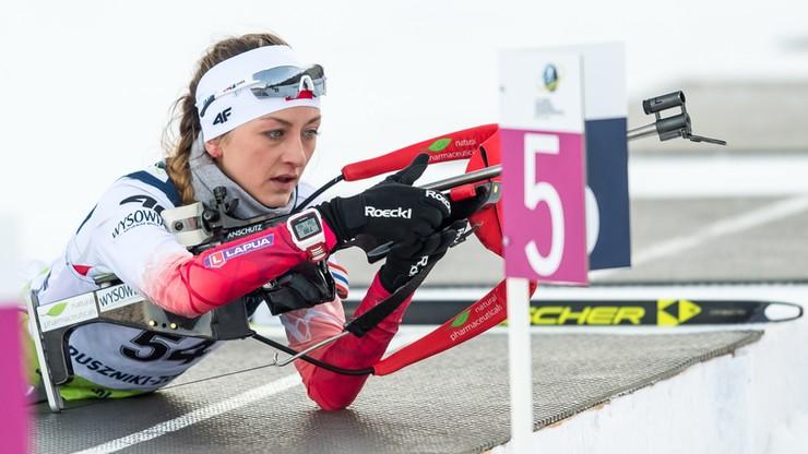 Puchar IBU w biathlonie: Zwycięstwo Hojnisz w Obertilliach