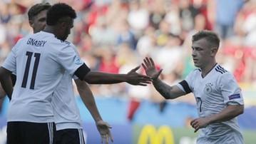 2017-07-01 Finał Euro U-21 pobił w Niemczech finał Ligi Mistrzów