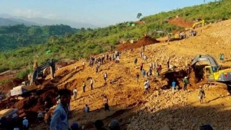 40 ofiar śmiertelnych osunięcia się zbocza góry w Demokratycznej Republice Konga