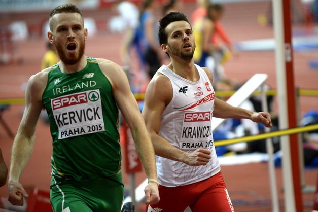 Lekkoatletyczne HME - Krawczuk i Omelko w finale 400 m