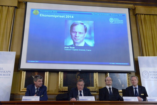 Nobel z ekonomii dla francuskiego naukowca