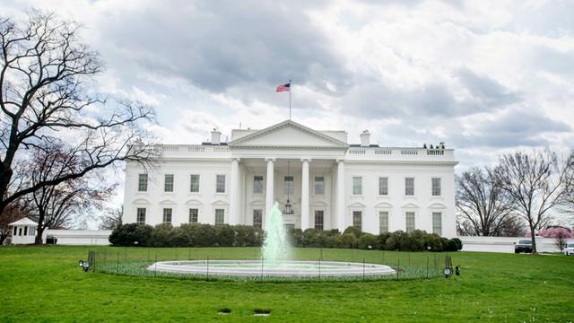26-latek wtargnął do Białego Domu. Zatrzymano go po 16-minutach