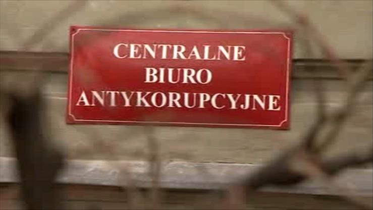 Działania CBA związane z upadłym SK Bankiem w Wołominie