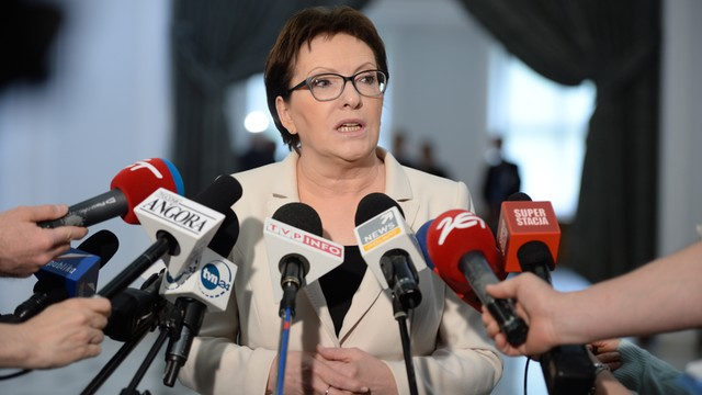 Kopacz: debatę zdecydowanie wygrał prezydent Komorowski