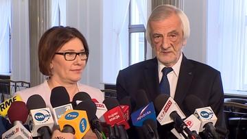 """19-04-2017 15:22 """"Nikt, nawet Tusk nie jest wyjęty spod prawa"""". Mazurek o wezwaniu szefa RE do prokuratury"""