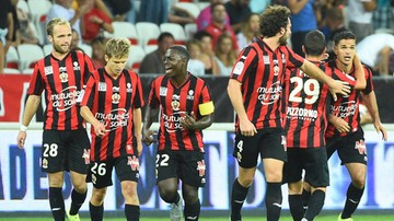 2015-11-20 W Nicei pierwszy mecz po zamachach. Lyon bez szans