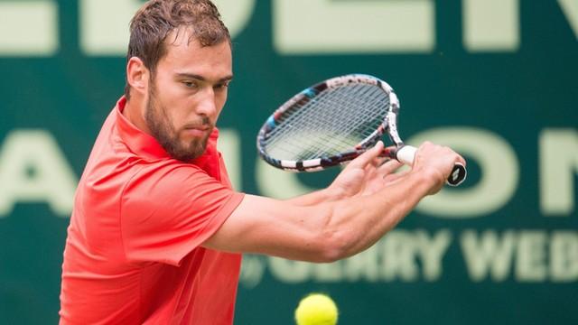 Janowicz zagra w drugiej rundzie turnieju w Sankt Petersburgu
