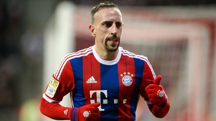 Ribery może wrócić do gry w najbliższych tygodniach
