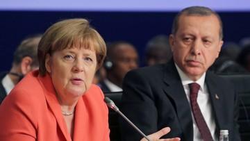 25-05-2016 16:27 Merkel bagatelizuje ostrzeżenia Erdogana dotyczące umowy z UE