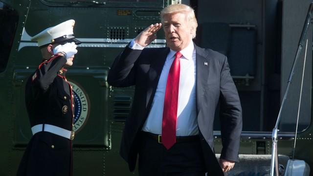 """""""Myślałem, że będzie łatwiej"""". Trump tęskni za życiem sprzed prezydentury?"""