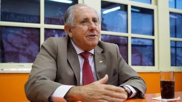2017-09-20 KMŚ 2017: Prezydent FIVB spotkał się z Zarządem PZPS