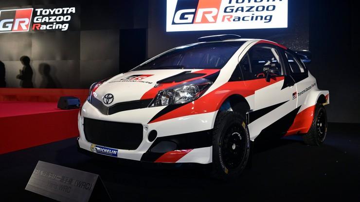 Rajdowe MŚ: W Portugalii i Finlandii testują Yarisa WRC