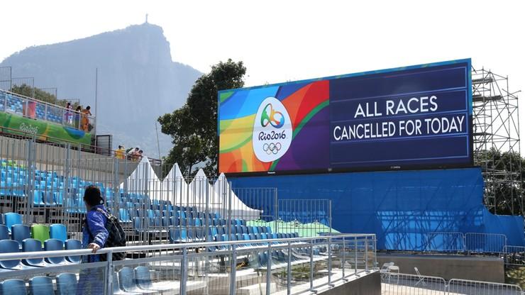 Rio 2016: Wyścigi wioślarskie przełożone na poniedziałek i wtorek