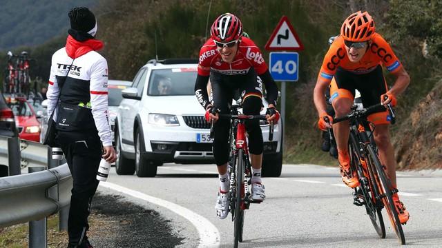 CCC Sprandi Polkowice wystartuje w jubileuszowej edycji Giro d'Italia