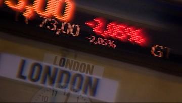 2016-06-24 Brexit na GPW. Najpierw giełda runęła potem trochę odbiła, ale wciąż duże spadki