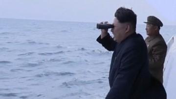 Kolejny pokaz sił Korei Północnej - tym razem nieudany